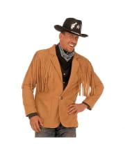 Cowboy Kostüm-Jacke