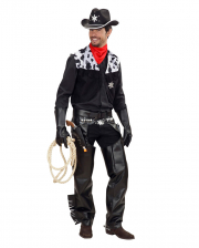 Wild West Cowboy Costume Set