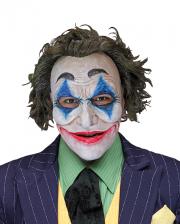 Crazy Jack Clown Full Head Mask
