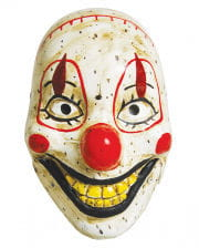 Creepy Clown Doll Mask