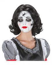 Creepy Doll Puppet Mask
