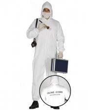 Crime Scene Investigator Halloween Kostüm