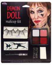 Dämon Puppe Make-up Kit