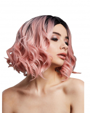 Damen Perücke Kourtney Baby Pink Blend
