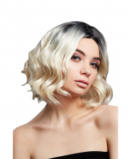 Ladies Wig Kourtney Blond Blend