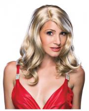 Damen Perücke Blond