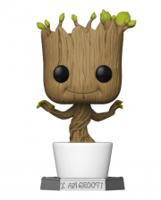 "Dancing Groot Super Sized 18"" Funko POP! Figur"