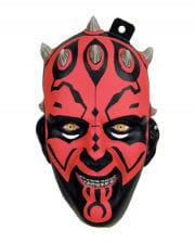 Darth Maul PVC Half Mask