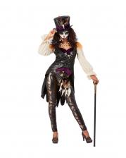 Voodoo Hexenmeisterin Kostüm