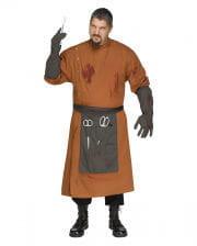 Psycho Arzt Kostüm