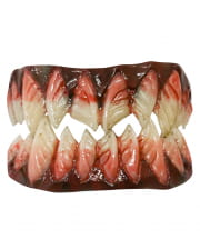 Dental FX Veneers Bloody Klingon Teeth