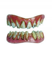 Dental Veneers FX zombie teeth