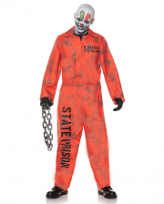 Deranged Convict Costume