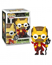 Devil Flanders the Simpsons Funko POP! Figur