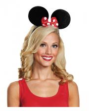 Minnie Mouse Ohren für Erwachsene