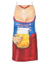 BBQ Apron Traditional Dress