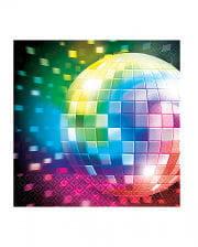 Disco Fever Servietten 16 St.
