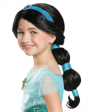 Disney Princess Jasmine Wig For Children