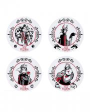 Disney Villains Plate Set