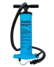 Double stroke air pump