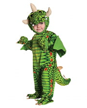 Fire dragon toddler costume
