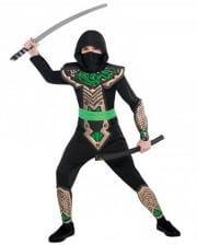 Drachentöter Ninja Kostüm