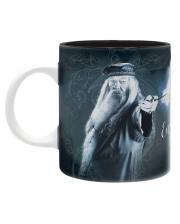 Dumbledore With Patronus Harry Potter Favourite Mug