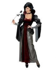 Dunkle Vampir Königin Kostüm Deluxe