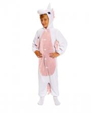 Unicorn Jumpsuit For Children