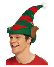 Elf hat with ear