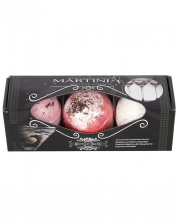 Enchanting Martini Badebomben Set
