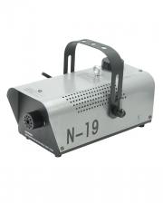 EUROLITE N-19 Fog Machine Silver 700 W