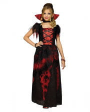 Vampir Gräfin Kinderkostüm