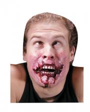 Devilish Grin Latex Application