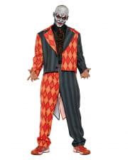 Evil Circus Clown Costume