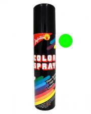 Farbiges Haarspray Grün