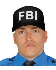 FBI Cap Black
