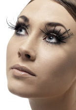 Feather Lashes Black