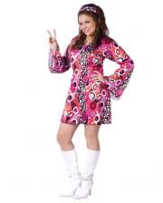 Feeling Groovy Mod Kleid XL