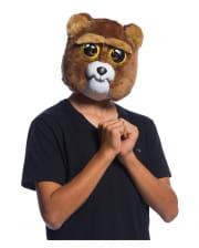 Feisty Pets Teddy Mask Sir-Growls-A-Lot