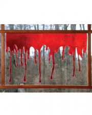 Window / Blood Drips of Blood