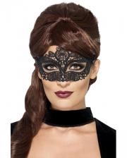 Filigree Eye Mask Made Of Lace