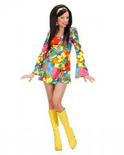Flower Power Girl Costume