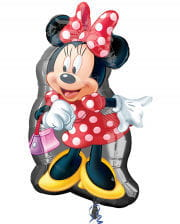 Disney Minnie Mouse foil balloon in size