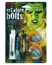 Frankenstein bolts Make Up Kit
