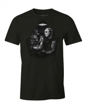 Freddy & Jason Tattoo T-shirt