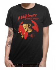 Freddy Krueger A Nightmare On Elm Street T-shirt