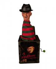Freddy Krueger Burst-a-Box Collector's Figurine 36cm