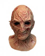 Freddy Krueger Maske Deluxe Nightmare 4