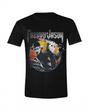 Freddy Vs. Jason - Concert Print T-Shirt